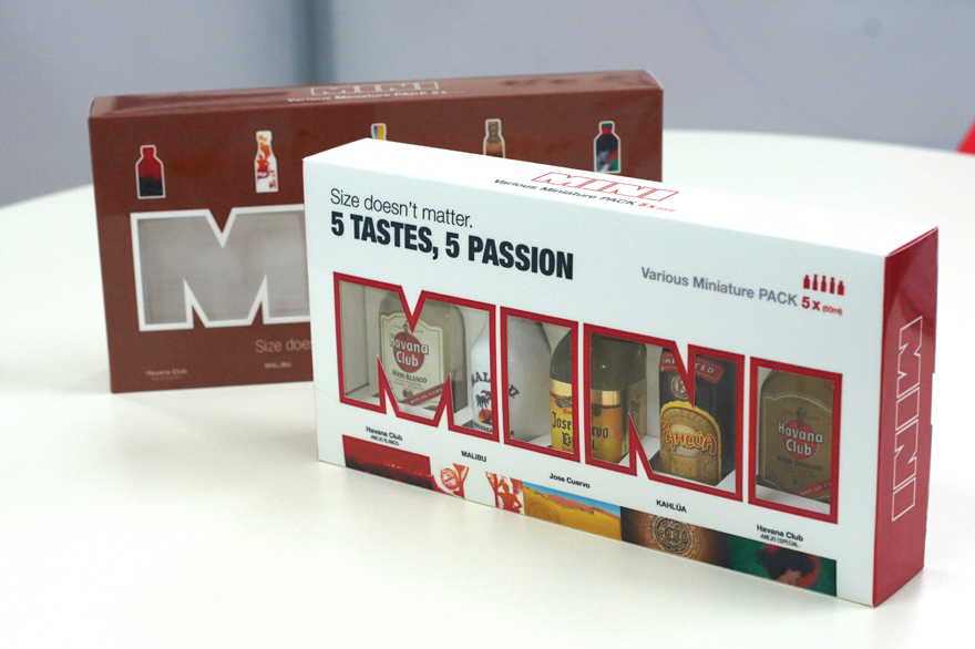 MINI : 5 Tastes, 5 Passion